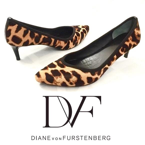 Diane Von Furstenberg Woman Calf Hair Slip-on Sneakers Black Size 9 Diane Von F Nv1uUvbw